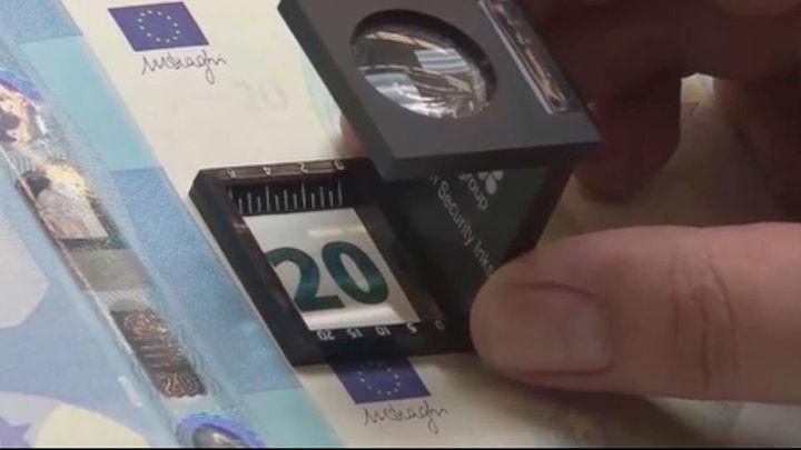 El BCE retira 331.000 billetes falsos en el primer semestre de 2016