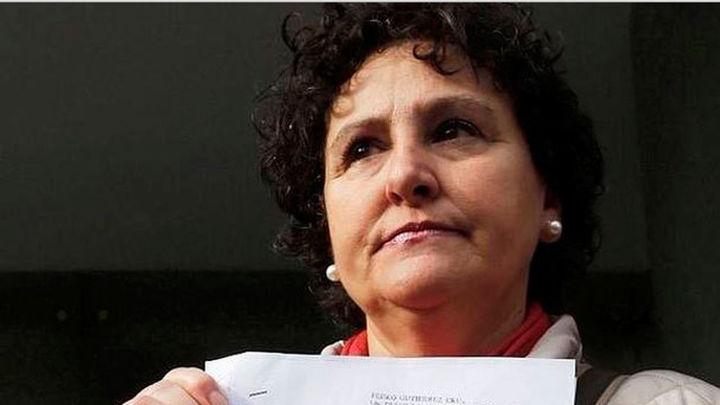 El PSOE pide el indulto total para María Salmerón