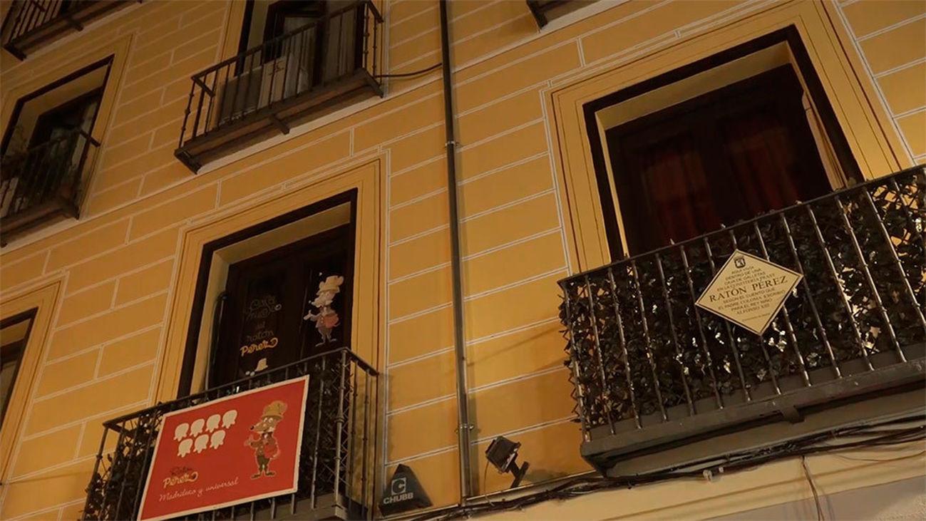 El Ratoncito Pérez vive en la calle Arenal
