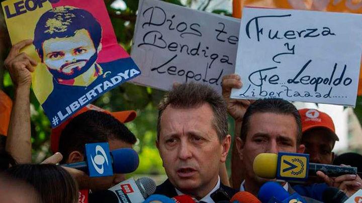 El opositor venezolano Leopoldo López se ratifica como inocente