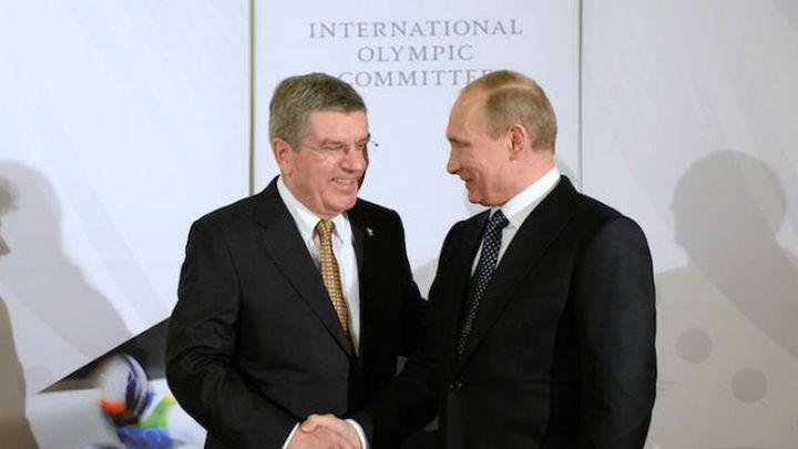 El COI decide no expulsar a Rusia de los Juegos de Río