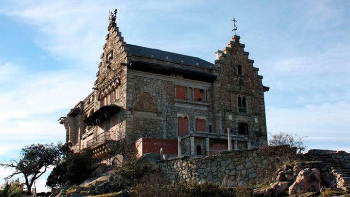 Torrelodones quiere preservar uno de sus emblemas, el Palacio del Canto del Pico