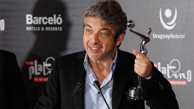 El actor Ricardo Darín, elegido Premio Platino de Honor