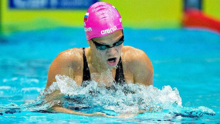 La FINA excluye de los Juegos de Río a siete nadadores rusos