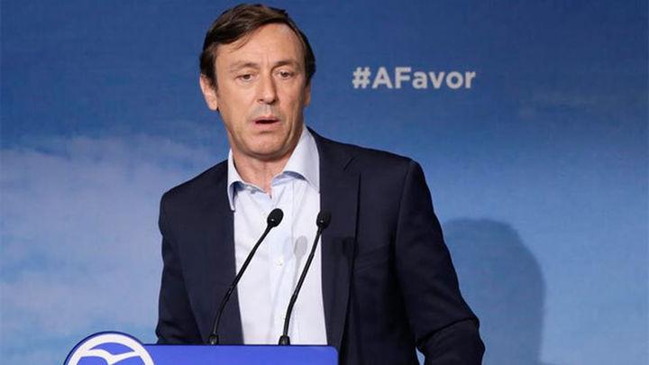 El PP avisa que si el PSOE no se abstiene las terceras elecciones estarán más cerca