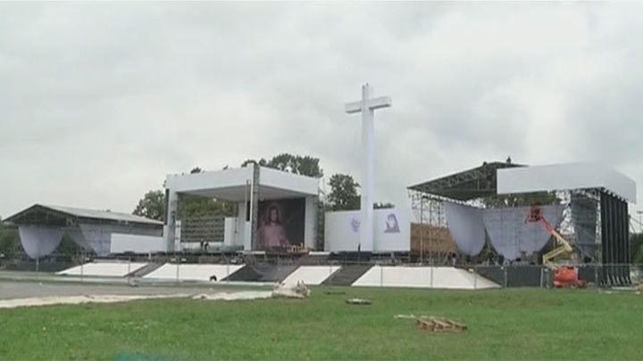 30.000 españoles esperan al Papa en la Jornada Mundial de la Juventud