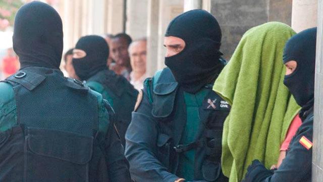 Detenidos dos hermanos en Girona por colaborar con la financiación del Daesh