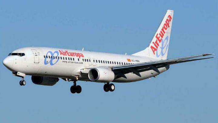 Desconvocada la huelga de pilotos de Air Europa