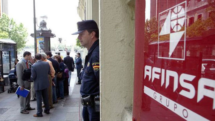 La Audiencia Nacional condena a 11 exdirectivos de Afinsa hasta a 12 años de prisión