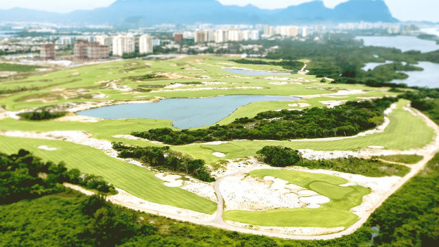 Campo Olímpico de Golf