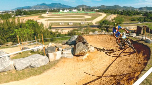 Centro de Ciclismo de Montaña