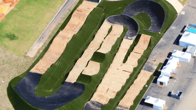 Centro Olímpico de BMX