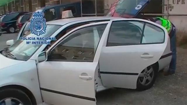 Detenido un taxista que distribuía droga mientras trabajaba en Zaragoza