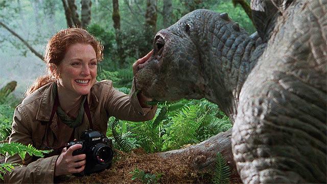Cine: El mundo perdido: Jurassic Park