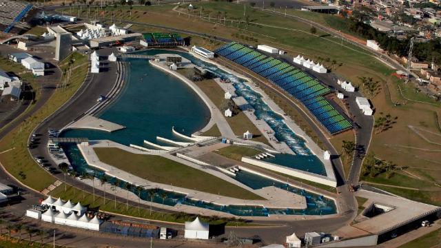 Estadio de Canotaje Slalom