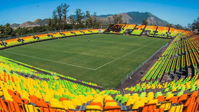 Estadio de Deodoro