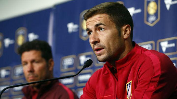 """Gabi: """"Es una gran noticia estar en estos torneos, con los mejores de Europa"""""""