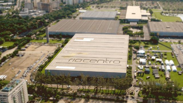 Riocentro - Pabellón 4
