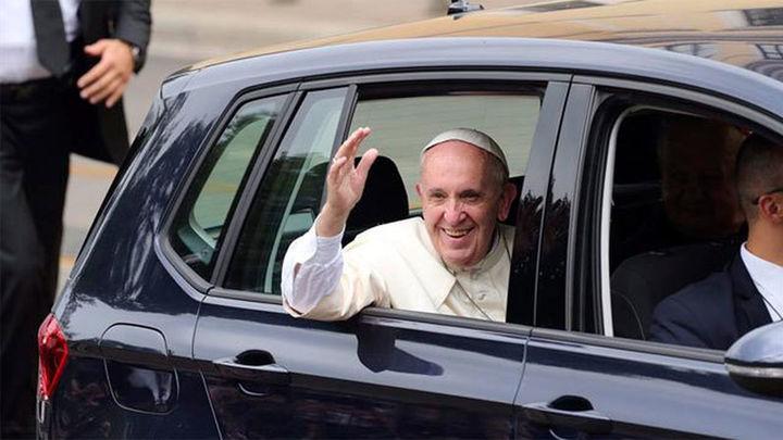 El Papa denuncia en su encuentro con los jóvenes la tentación de buscar el poder