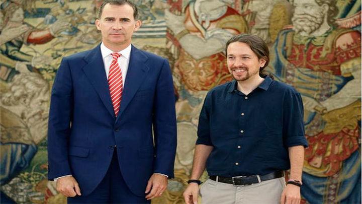 Pablo Iglesias ve muy complicada una alternativa a Rajoy