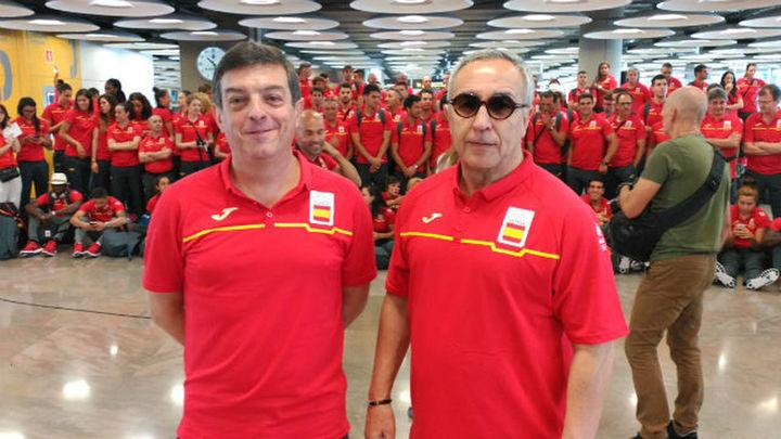 """Blanco: """"El equipo español está preparado, dispuesto y solo quiere competir"""""""