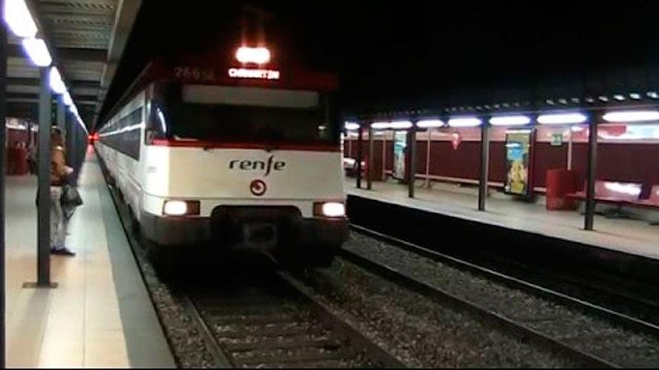 La Estación de Recoletos de Madrid cierra por obras en el túnel