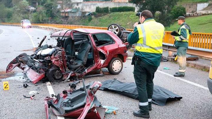 Repunte del número de víctimas mortales en las carreteras en lo que va de año