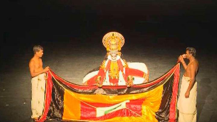 Veranos de la Villa ofrece un 'Quijote' en versión de teatro indio Kathakali