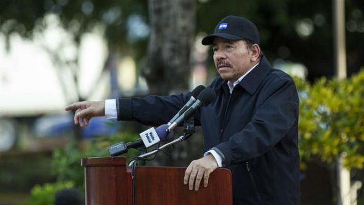 Ortega se presenta a la reelección con su esposa como candidata a vicepresidenta