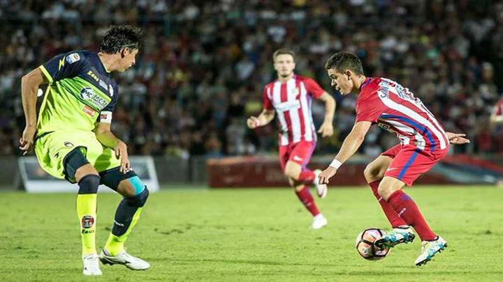 2-0. Gaitán debuta con gol