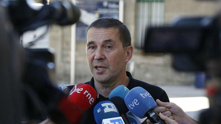 PP, UPyD y Ciudadanos anuncian que impugnarán la candidatura Otegi