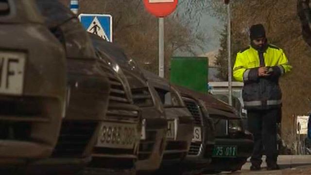 Aumentan las multas de tráfico en Madrid