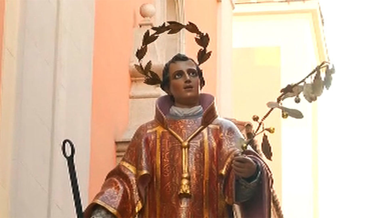 Lavapiés celebra la fiesta de San Lorenzo