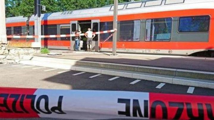 Fallece el autor del ataque en un tren de Suiza