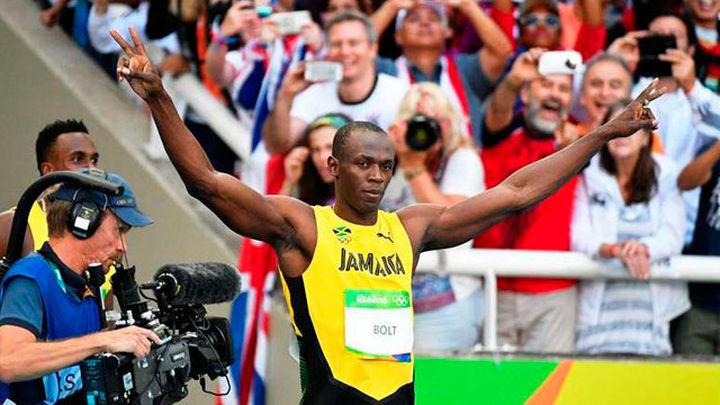 """Bolt: """"Van a ser unas semifinales duras"""""""
