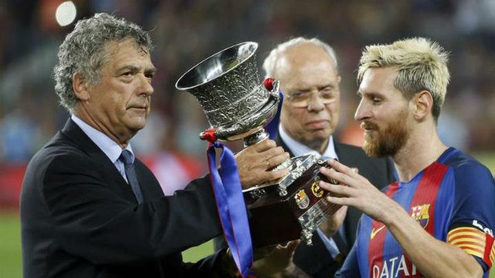 3-0. Arda y Messi confirman el título de Supercopa del Barça