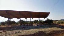 El yacimiento arqueológico 'La Mezquita'  de Cadalso abre sus  puertas