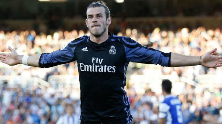 0-3. Bale y Asensio lideran una fácil victoria del Real Madrid en Anoeta