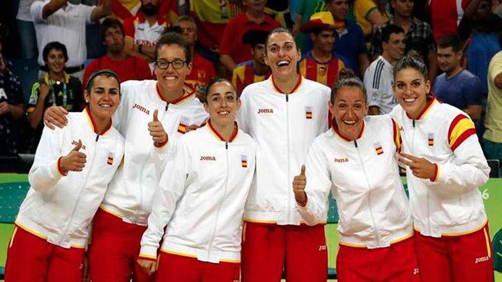 El baloncesto femenino, plata al caer ante EEUU 101-72
