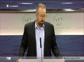 """Ciudadanos muestra """"preocupación"""" ante la falta de voluntad política del PP"""