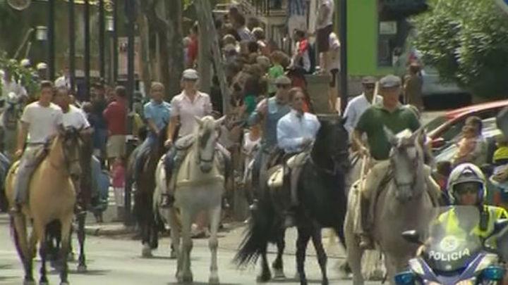 Un centenar de efectivos de seguridad vigilarán las fiestas de Colmenar Viejo