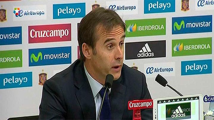 Lopetegui prescinde de Casillas en su primera convocatoria como seleccionador