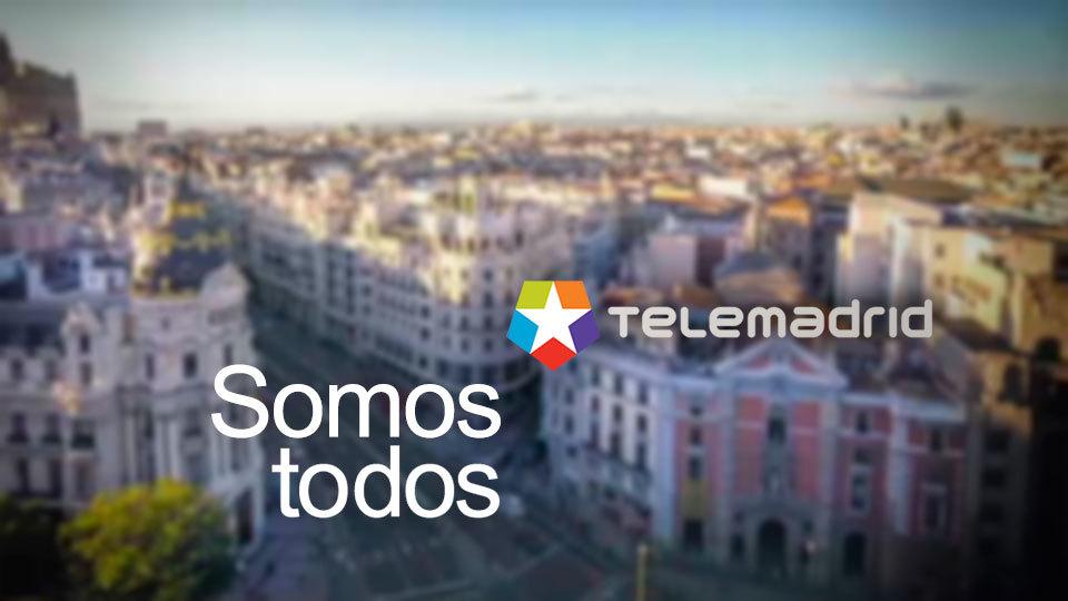 <p>Telemadrid Somos Todos, nueva temporada </p>
