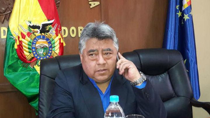 Detenidos más de cien manifestantes por muerte de viceministro boliviano