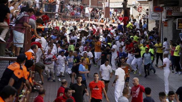 El segundo encierro de San Sebastián de los Reyes ha concluido con cuatro heridos leves que ya han recibido el alta médica