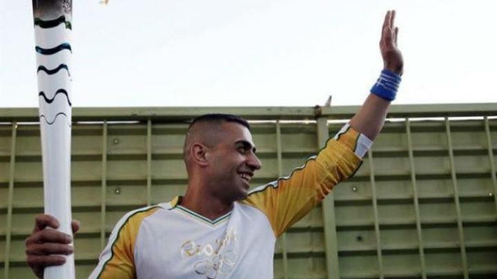 Un nadador sirio y un atleta iraní forman el equipo de refugiados con discapacidad