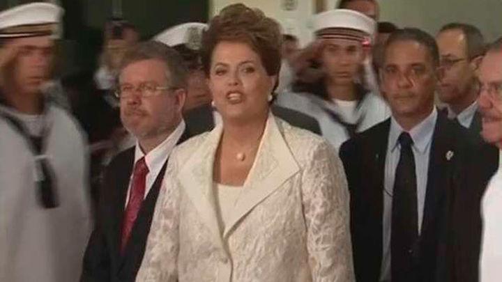 La soledad de Dilma en su hora final