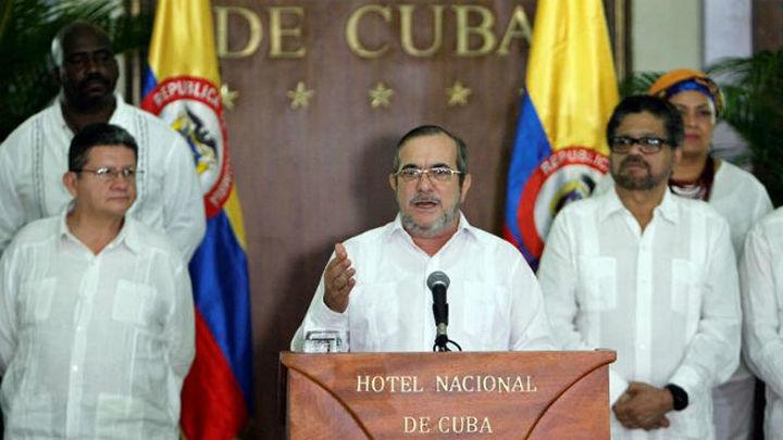 El Gobierno de Colombia y FARC anuncian en las próximas horas un nuevo acuerdo de paz