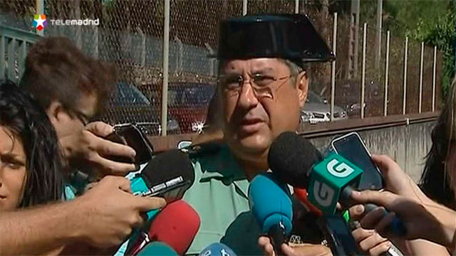 Francisco Javier Jambrina Rodríguez, Coronel Jefe Comandancia de A Coruña