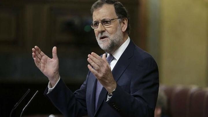 """Rajoy pide a Sánchez """"un poco de responsabilidad"""" y que le deje gobernar"""